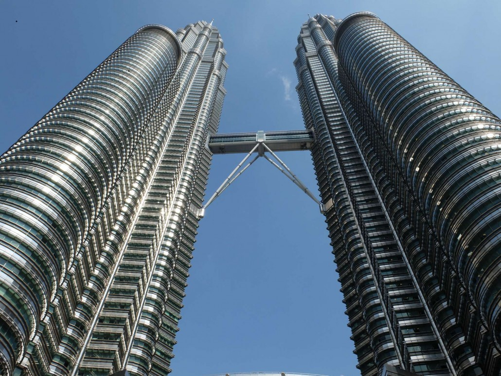 Zwischenstop: Kuala Lumpur – die Frisur sitzt
